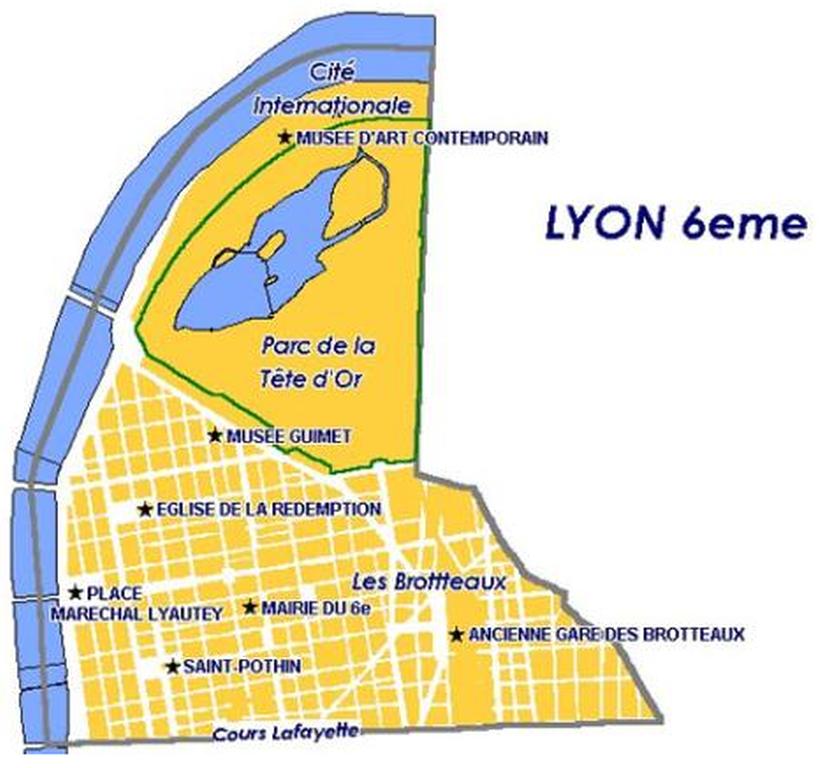 Imprimerie Lyon 6: les bonnes adresses d'imprimeurs pour vos
